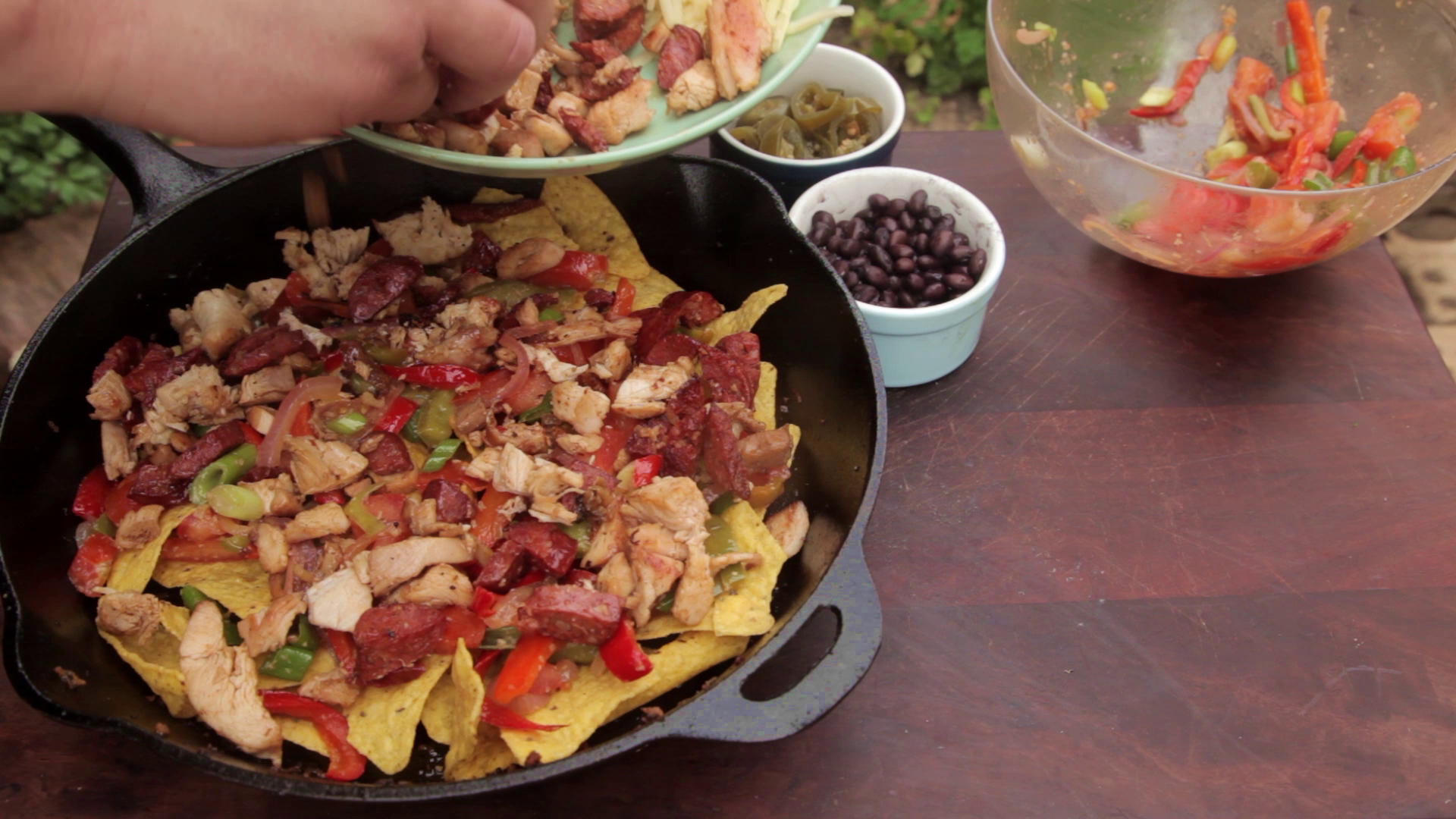 Picture of Now It's Time to Make These Nachos.