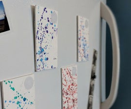 Podcoasters: NFC Fridge Magnets for Loading Your Favourite Shows