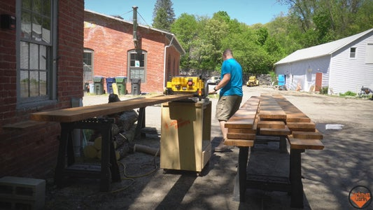 Milling Down the Lumber