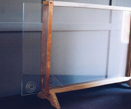 A Four Paneled Drawing Board - the Overl4y