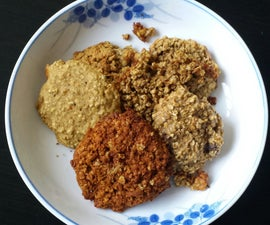 Instant Oatmeal Cookies: An Experiment