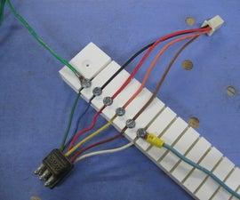 Insulation Displacement Screw Terminals