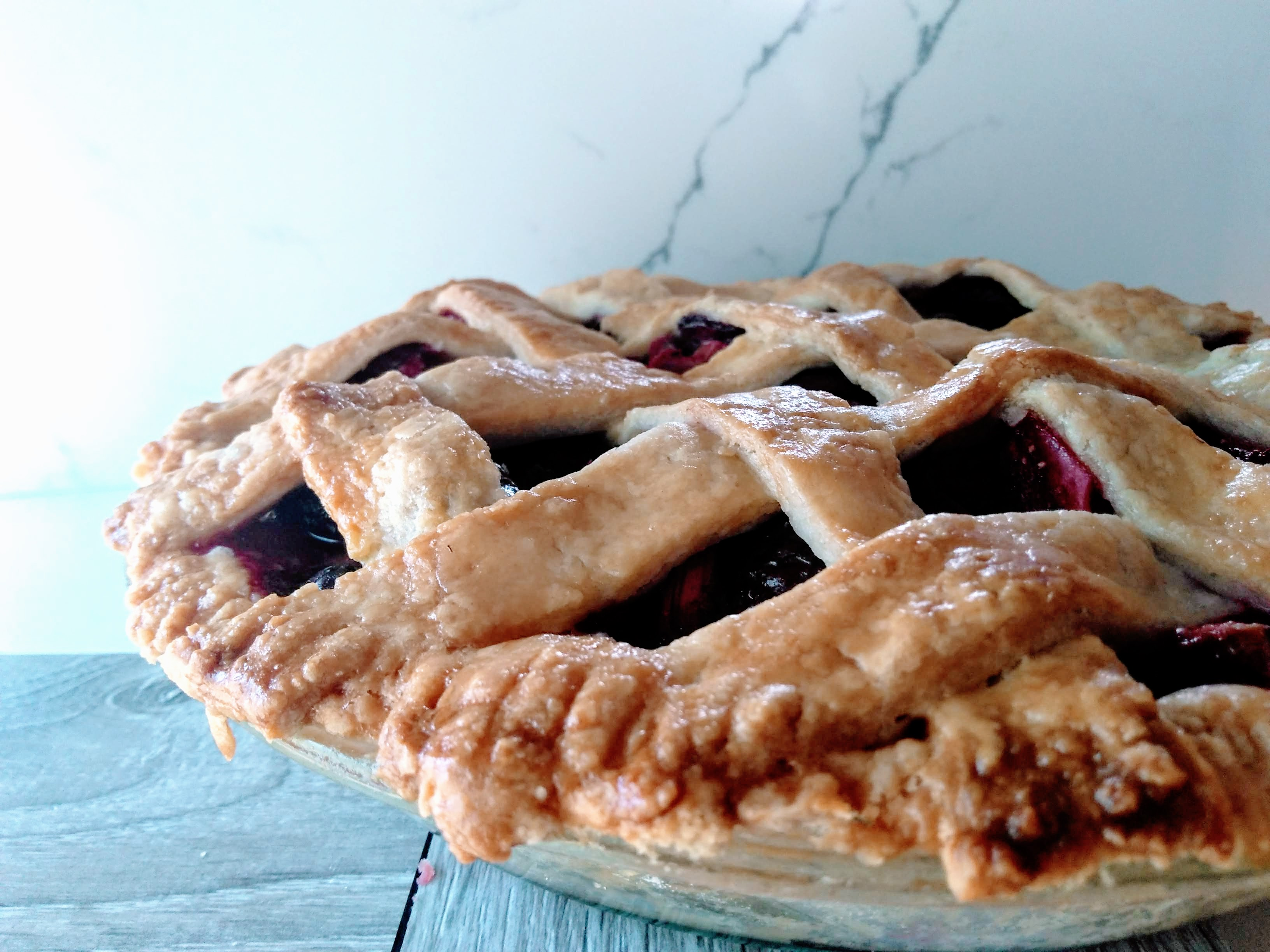 Picture of How to Lattice a Perfect Pie