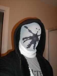 How to Make a Rorschach Mask