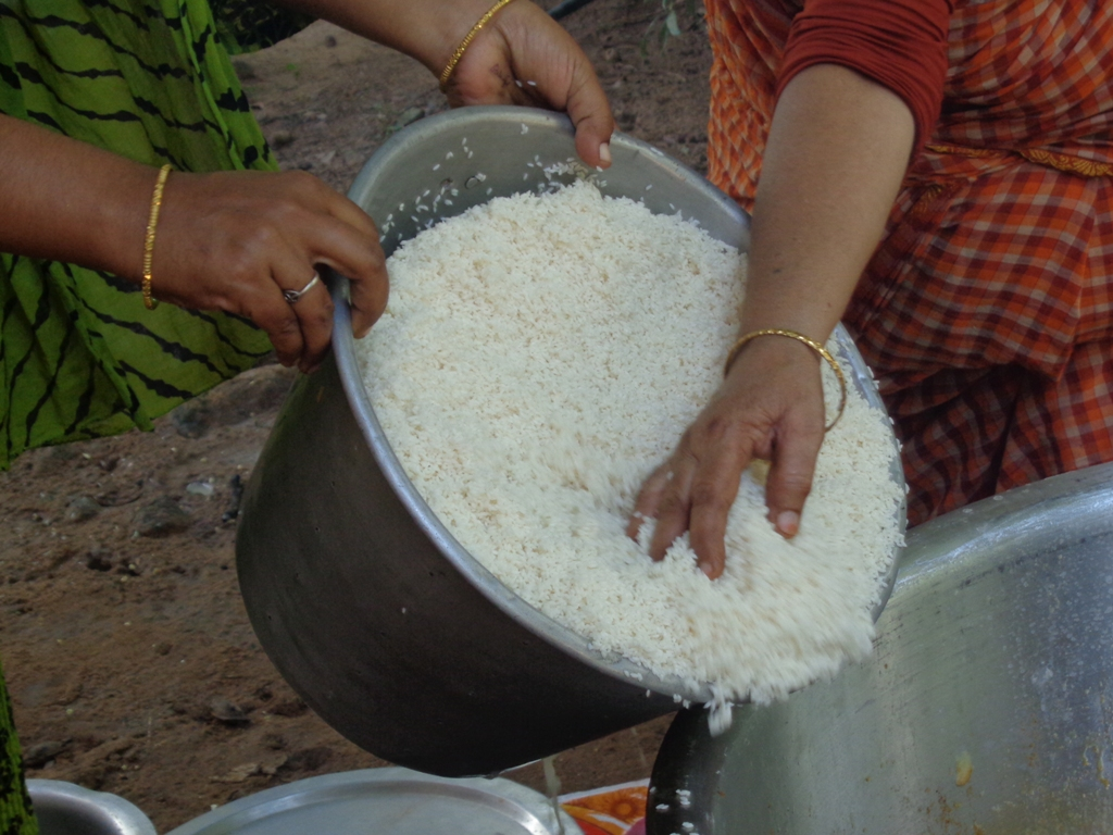 Picture of Add Water and Rice