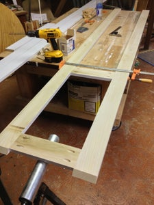 Building the Faceframe