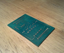 Professional Home Brew PCB: Creating a Solder Mask Using UV Curable Paint