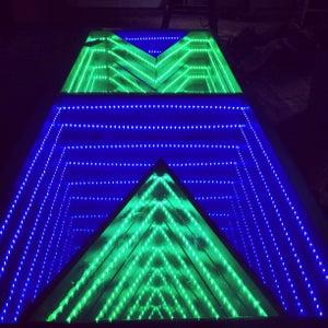 Infinity Pong Table V2