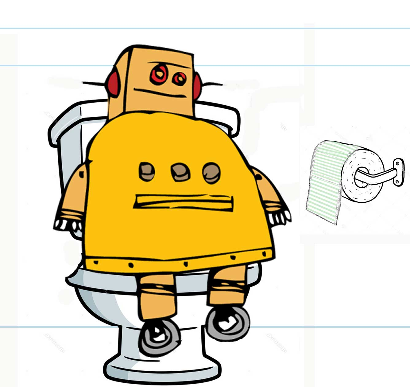 Picture of Alexa, Flush the Toilet!