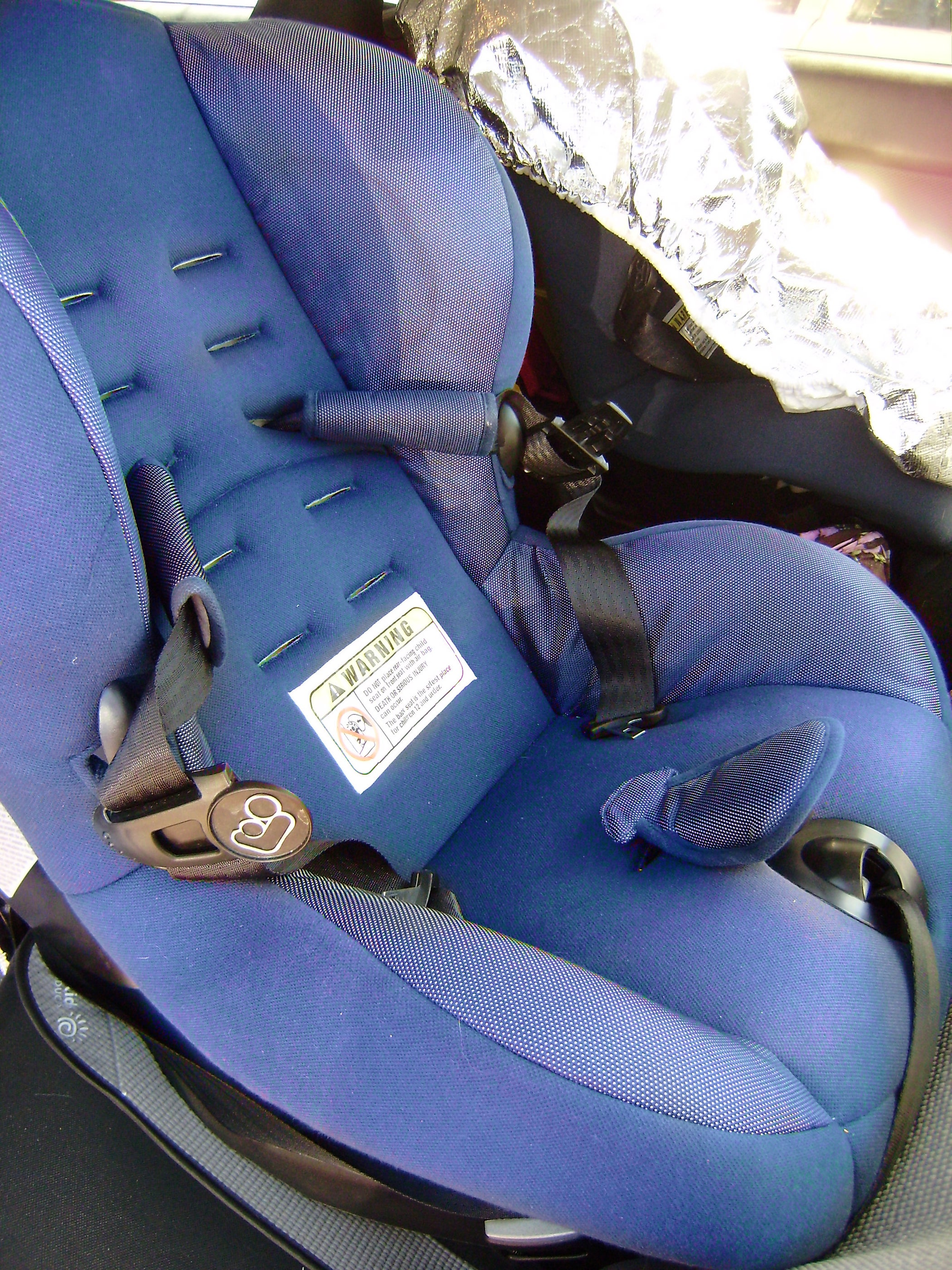 Liquid Cooled Car Seats for Babies or You 5 Steps with