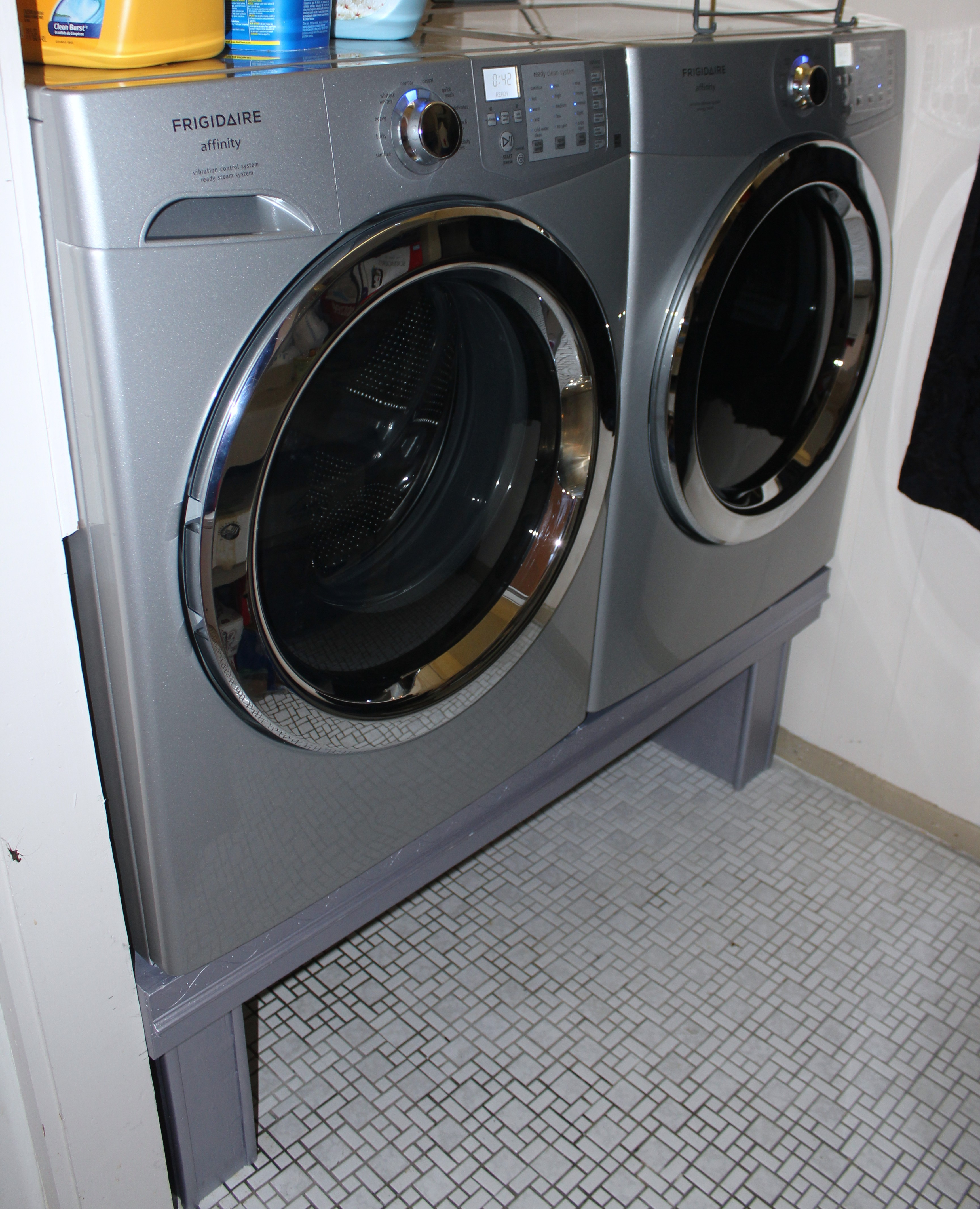 12 Step Washer Dryer Pedestal 12 Steps With Pictures
