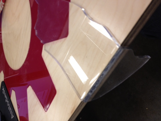 Picture of Get Bent! Bending Plastic With a Heat Strip Bender!