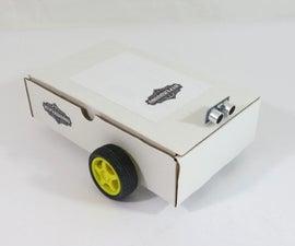 Your Own Smart Car & Beyond HyperDuino+R V3.5R With Funduino/Arduino
