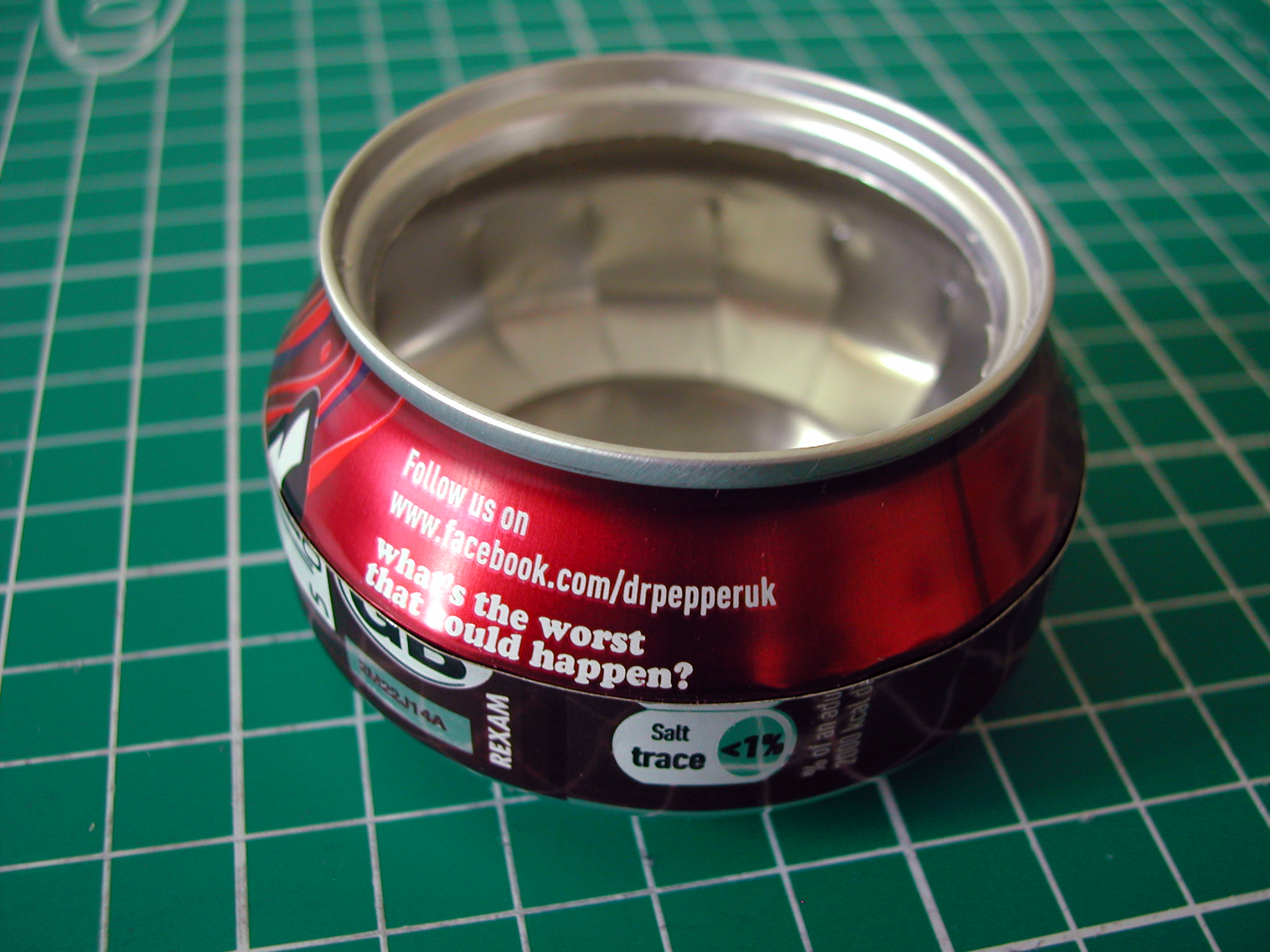 Picture of Johan's Favourite Alcohol Stove: One-Can Sideburner