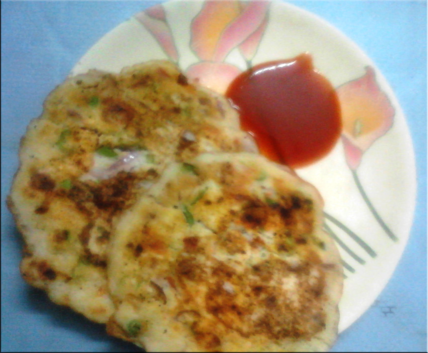 Picture of Indian Vegetable Uthappam