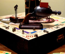 Electrified Monopoly - Steampunk Inspired
