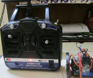 Very Simple Beginner Rc Car