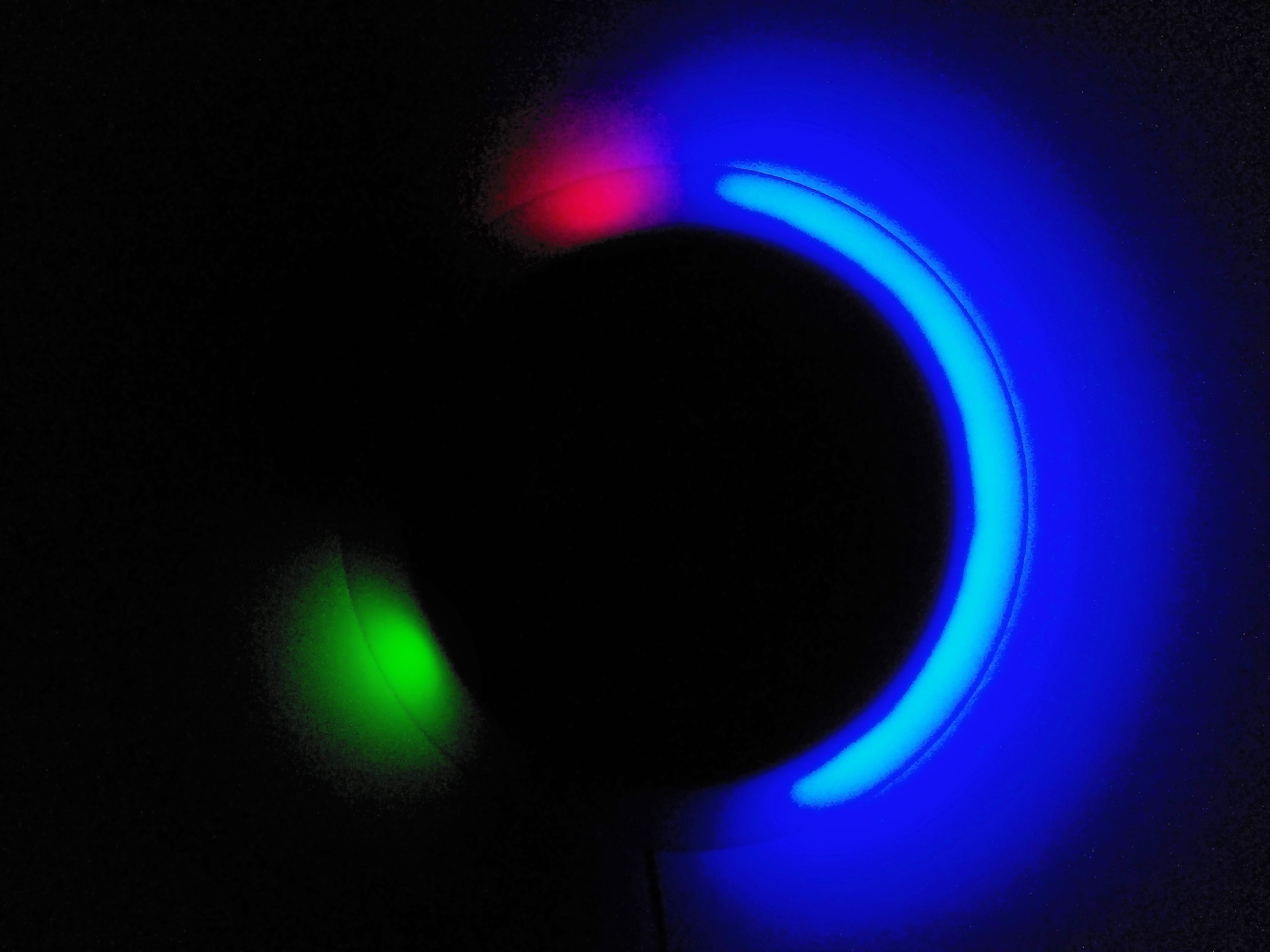 Picture of Arduino Colorful Clock++ Using Neopixel Strip