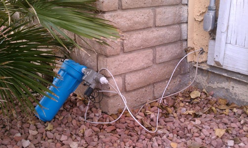 Connect to Your Water Supply