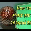 DIY - How to Make a Dragon Ball