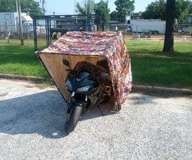 Motorcycle Shell DIY Garage