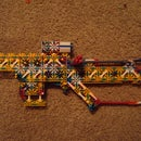 Knex Double Shot Assualt Rifle