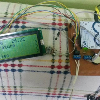 Arduino Based House Heater Controler With SMS User Interface