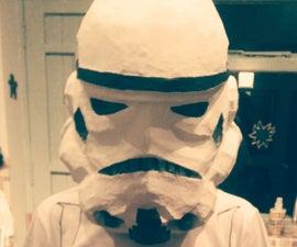 Cheep Stormtrooper Helmet
