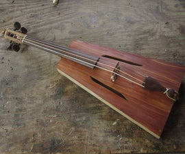 Improvised Folk Fiddle