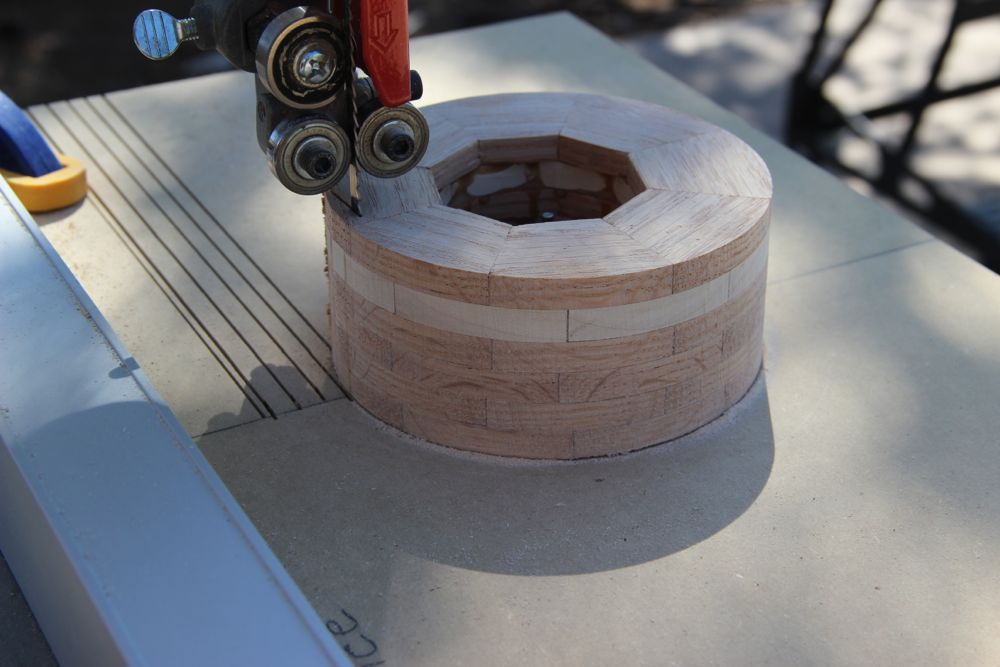 Picture of Cutting More Rings