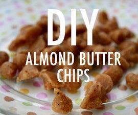 DIY Almond Butter Chips
