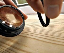Make a simple Macro Lens