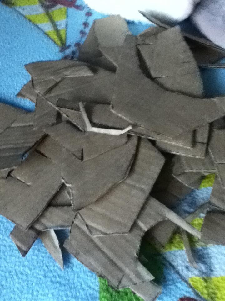 Picture of Glue Glue and GLUE