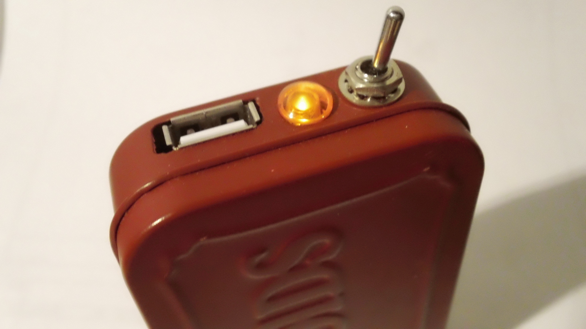 Picture of Make a USB IPhone IPod Charger on the Cheap!