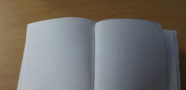 Glue Pages & Cover