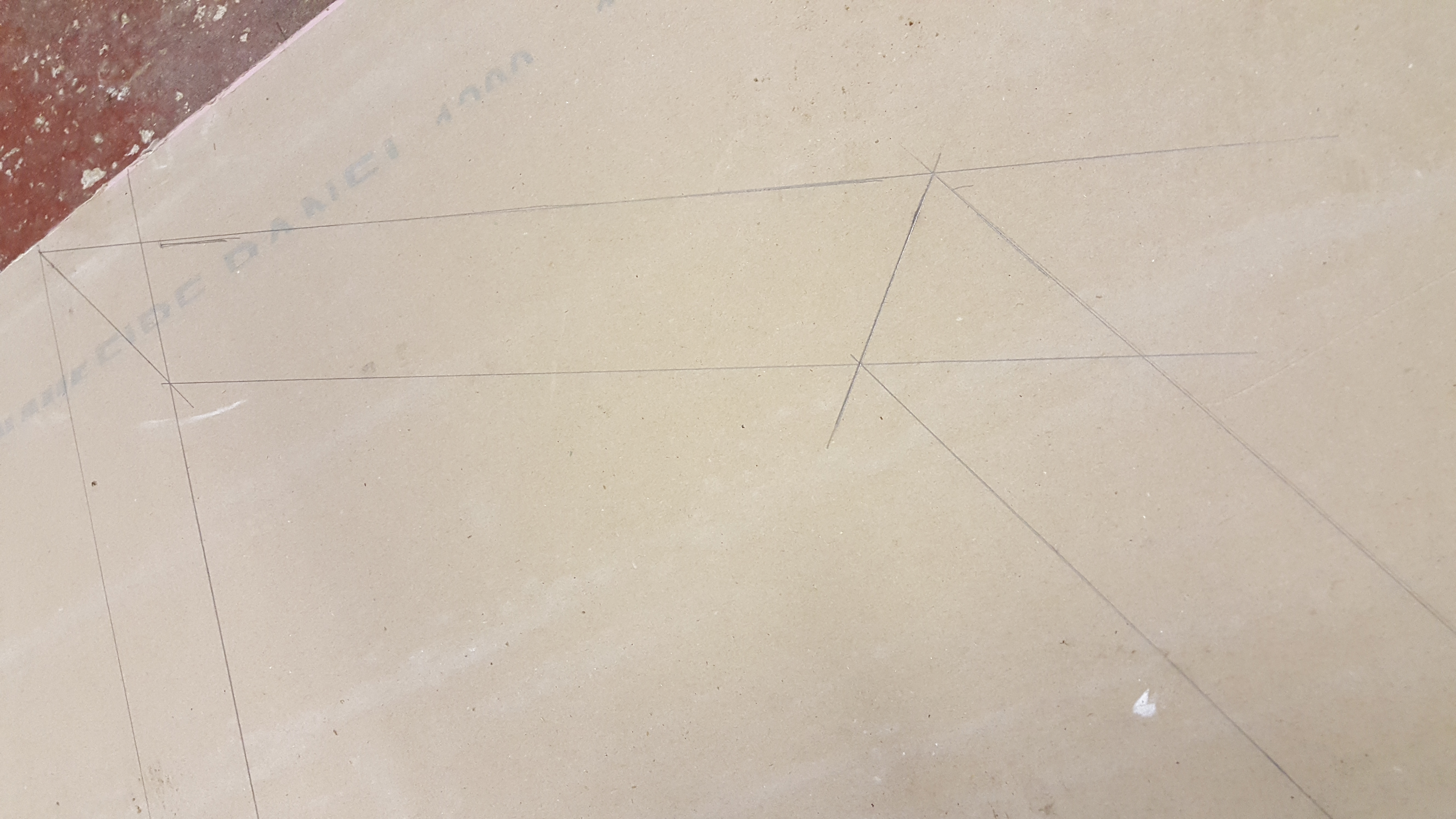 Picture of Cutting the Frame