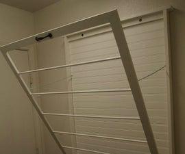 Clothing Drying Rack
