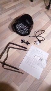 Making a Cheap LED PAR Light Safe and Quiet