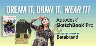 Dream It, Draw It, Wear It Contest