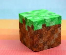 "Minecraft Squishy Stress ""Ball"""