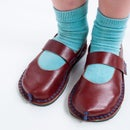 Mary Jane - Kimisha Kids Shoe Pattern by Tutorial Girl