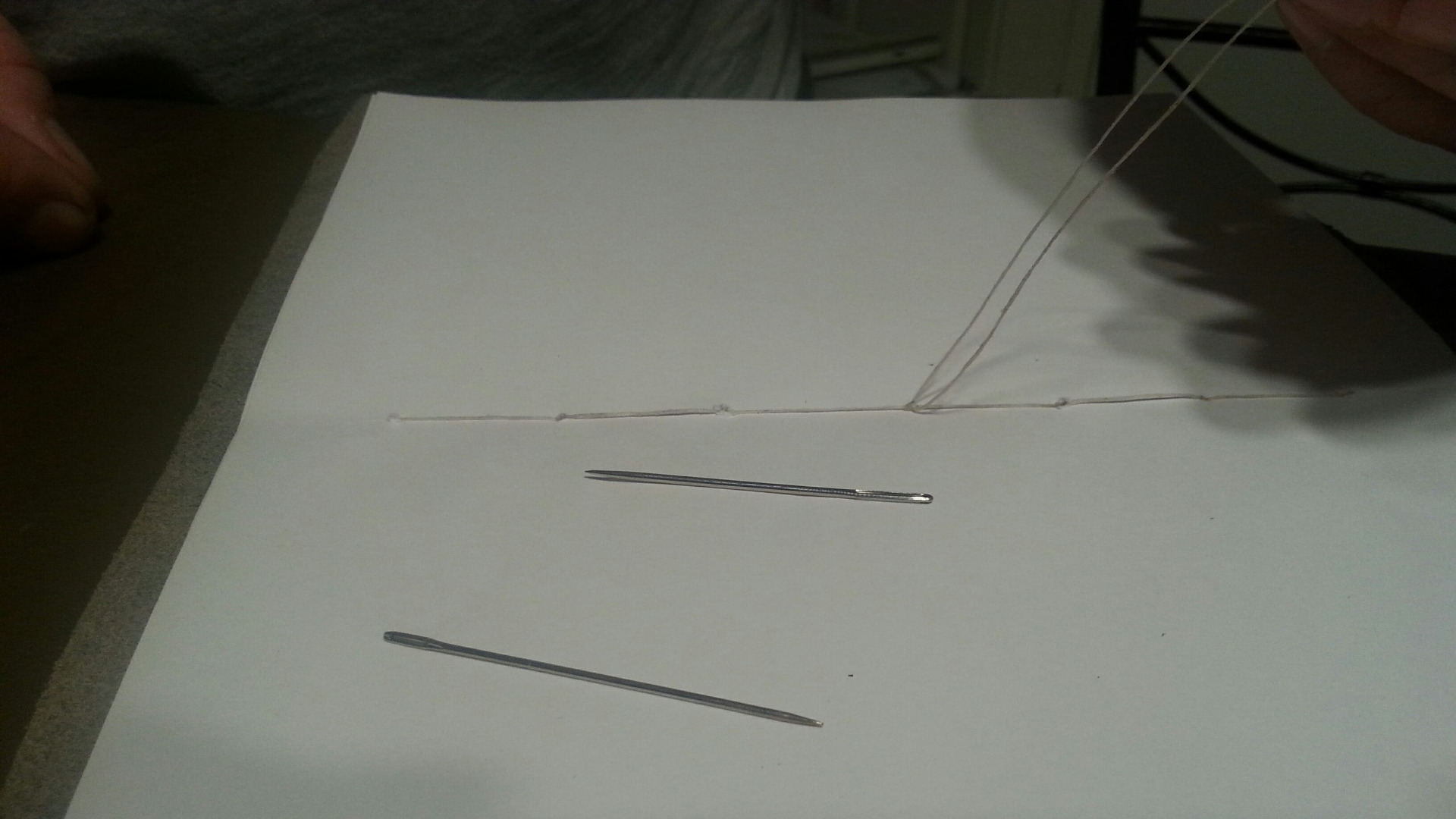 Picture of Stitching Your Pages