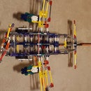 K'Nex World War II Airplane