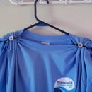 Button T-shirt Sleeve Holders