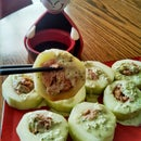 Cheater Cucumber Rolls