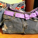 Make a Purse From an Old Pair of Jeans