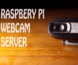 How to make Raspberry Pi Webcam Server and Stream Live Video || Motion + Webcam + Raspberry Pi