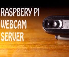 How to Make Raspberry Pi Webcam Server and Stream Live Video || Motion + Webcam + Raspberry Pi