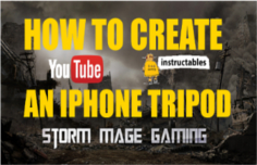 Picture of Make an IPhone Tripod for FREE!