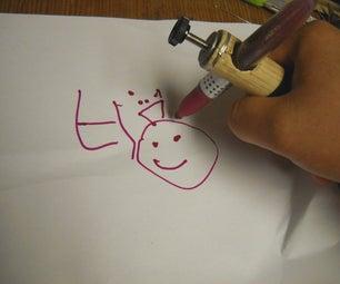 Adapted Pen/Marker Holder